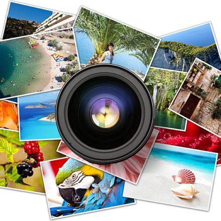 写真とカメラのストックフォト